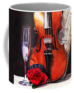 After The Serenade Coffee Mug
