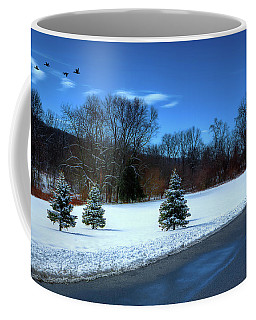 After The Snow Coffee Mug