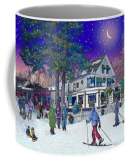 After The Storm At Woodstock Inn Coffee Mug