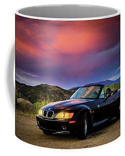 After The Storm - Bmw Z3 Coffee Mug