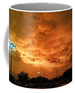 After The Storm Coffee Mug by Deborah Lacoste