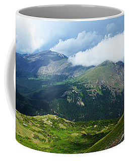 Coffee Mug featuring the photograph After The Storm by Marie Leslie