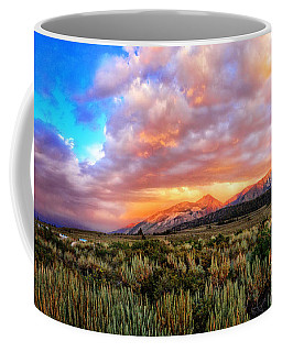 After The Storm Panorama Coffee Mug