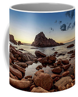 After The Sun Has Set Coffee Mug