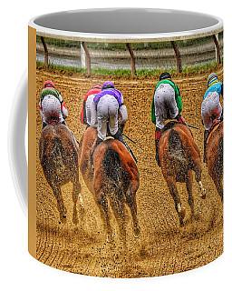 After The Turn Coffee Mug