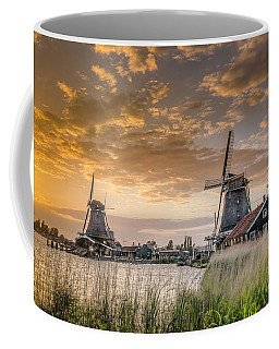After The Wind Coffee Mug