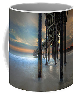 Afterglow At San Simeon Coffee Mug