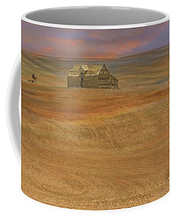 Afterglow On The Palouse Coffee Mug