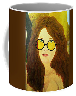 Afterlife Concerto Janis Joplin Coffee Mug