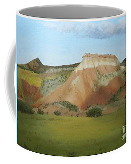 Afternoon At Ghost Ranch Coffee Mug