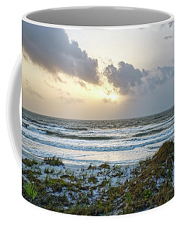 Coffee Mug featuring the photograph Afternoon At Indian Rocks by Paul Mashburn