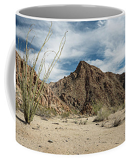 Afternoon At Joshua Tree National Park Coffee Mug