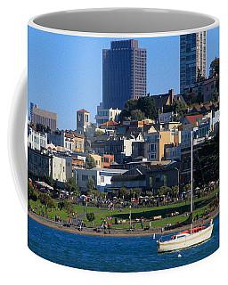Afternoon At Maritime Park Coffee Mug