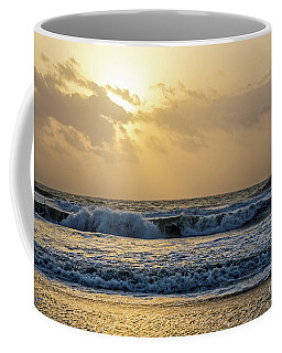 Coffee Mug featuring the photograph Afternoon At The Beach by Paul Mashburn