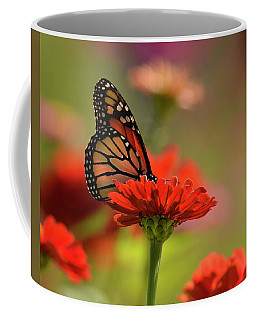 Coffee Mug featuring the photograph Afternoon Delight by Ann Bridges