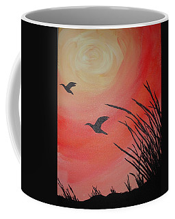 Afternoon Flight Coffee Mug