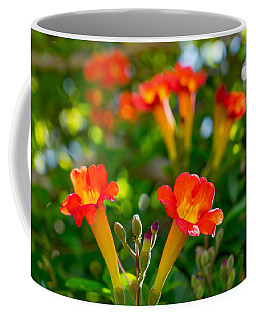 Afternoon Flowers Coffee Mug