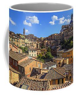 Afternoon In Siena Coffee Mug