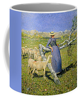 Afternoon In The Alps Coffee Mug
