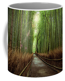 Afternoon In The Bamboo Coffee Mug