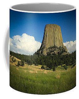 Afternoon In Wyoming Coffee Mug