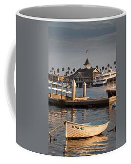 Afternoon Light Balboa Island Coffee Mug