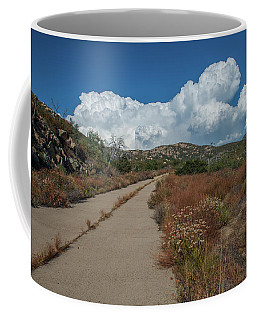 Afternoon, Old Road Coffee Mug