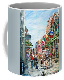 Afternoon On St. Ann Coffee Mug
