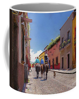 Afternoon Ride Coffee Mug