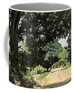 Afternoon Road Coffee Mug
