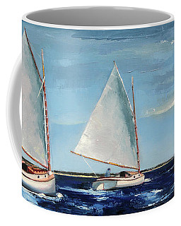 Afternoon Sailers Coffee Mug