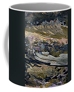 Coffee Mug featuring the painting Afternoon Shadows by Nancy Kane Chapman