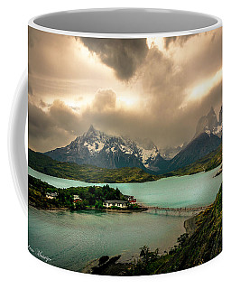 Afternoon Storm Coffee Mug by Andrew Matwijec