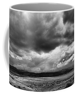 Coffee Mug featuring the photograph Afternoon Storm Couds by Monte Stevens