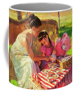 Afternoon Tea Party Coffee Mug