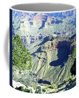 Afternoon View Grand Canyon Coffee Mug