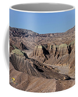 Coffee Mug featuring the photograph Afton Canyon by Jim Thompson