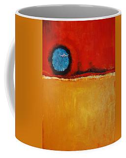 Blue Moon In Your Eye Coffee Mug