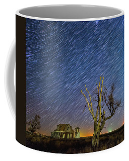 Coffee Mug featuring the photograph Against All Odds by Darren White