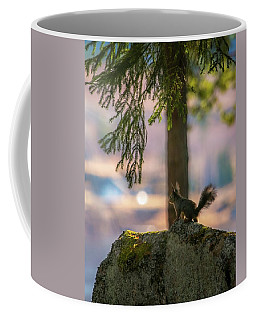 Against Brighter Times Coffee Mug by Rose-Marie Karlsen