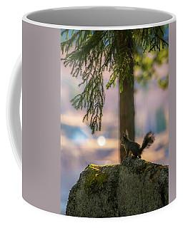Against Brighter Times Coffee Mug