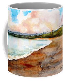 Aganoa Beach Savai'i Coffee Mug