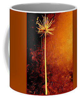 Agapanthus After The Storm Coffee Mug