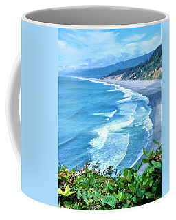 Agate Beach Coffee Mug