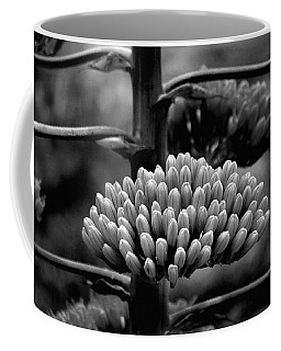 Agave Buds Coffee Mug by Vicki Pelham