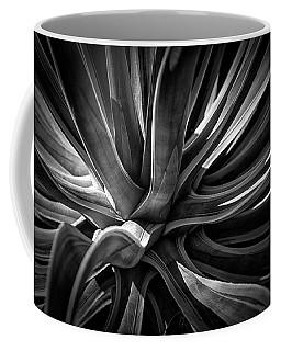 Agave Burst Coffee Mug by Lynn Palmer