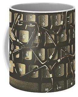 Age Of Decentralisation Coffee Mug