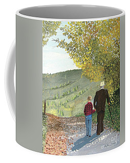 Age To Age Coffee Mug