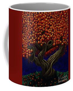 Aged Autumn Coffee Mug