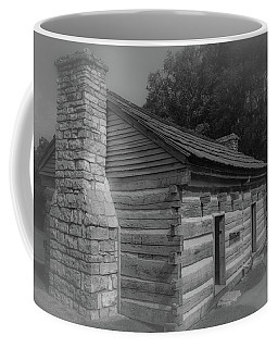 Aged Cabin At The Hermitage Coffee Mug